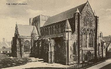 The Abby, Paisley, Renfrew, Scotland